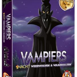 WhiteGoblinGames WGG 1 nacht Weerwolven & Waaghalzen - Vampiers