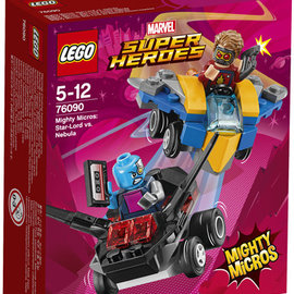 Lego Lego 76090 Star lord VS Nebula