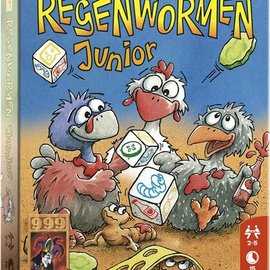 999 Games 999 Games Regenwormen Junior