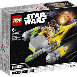Lego Lego 75223 Naboo Starfighter Microfighter