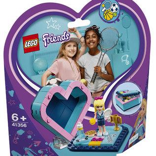 Lego Lego 41356 Stephanie's hartvormige doos