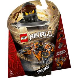 Lego Lego 70662 Spinjitzu Cole