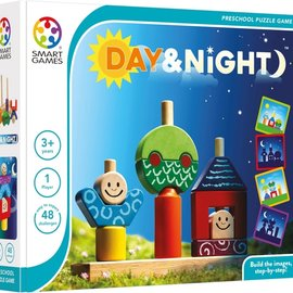 SmartGames SmartGames - Day & Night