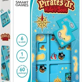 SmartGames SmartGames - Pirates Jr. Hide + Seek