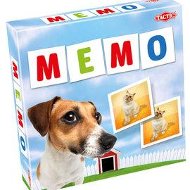 Tactic Selecta Tactic Memo Huisdieren