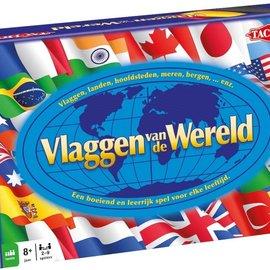 Tactic Selecta TacTic Vlaggen van de wereld