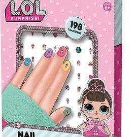 LOL verrassing - nagels versieren SES