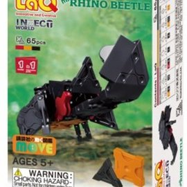 Laq LaQ Insect World Mini Rhino Beetle