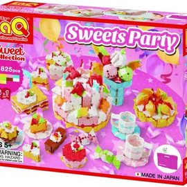 Laq LaQ sweet collection sweets party