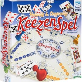 Clown Games Clown Games  Keezenspel bordspel oudhollands