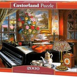 Castorland Castorland puzzel Ensemble (2000 stukjes)
