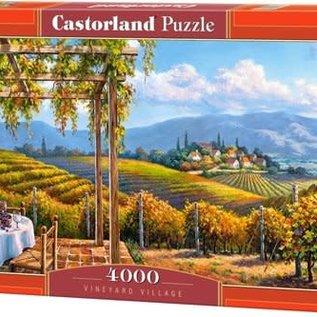 Castorland Castorland Vineyard Village (4000 stukjes)