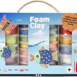 Foam Clay Foam klei groot startersset
