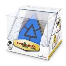 Heye Breinpuzzel Pyraminx Duo