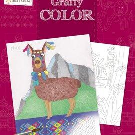 Mandarine Mandarine Graffy Cook Kleurboek - Reizen