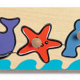 Djeco Djeco 1110 Puzzel Sea'n'Cosea