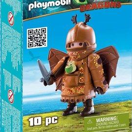 Playmobil Playmobil - Dragons vissenpoot in vliegpak (70044)