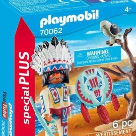 Playmobil Playmobil - Inheems stamhoofd (70062)