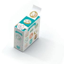 Djeco Djeco 3700 Stickers Lucille (100 stuks)