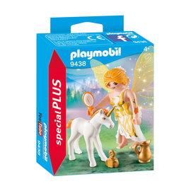 Playmobil Playmobil - Zonnefee met eenhoornveulen (9438)