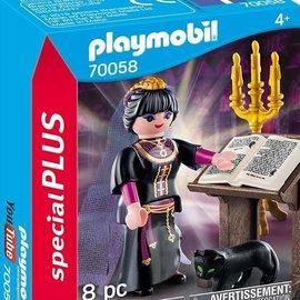 Playmobil Playmobil - Heks met toverboek (70058)