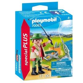 Playmobil Playmobil - Visser met hengel (70063)