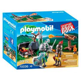 Playmobil Playmobil - Starterpack ridderduel (70036)