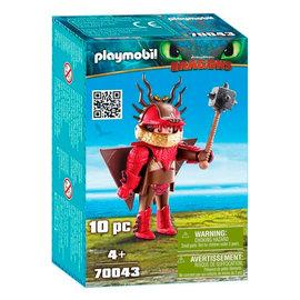 Playmobil Playmobil - Dragons snotvlerk in vliegpak (70043)