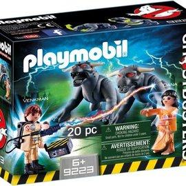 Playmobil Playmobil - Venkman en Terror Dogs (9223)
