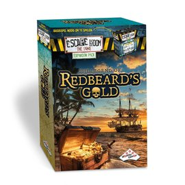 Identity Games Escape Room: The Game Expension - The legend of Redbeard's  gold