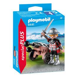 Playmobil Playmobil - Ridder met Kanon (9441)