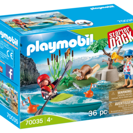 Playmobil Playmobil - Starterset Kayak training (70035)