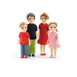 Djeco Djeco 7810 Thomas & Marion familie