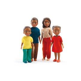 Djeco Djeco 7813 Milo & Lila's familie