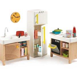 Djeco Djeco 7823 Meubels - De keuken