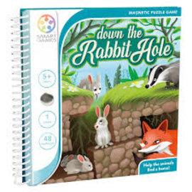 SmartGames SmartGames - Down the rabbit hole