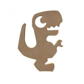 Gomille MDF figuur - Tyrex (15 cm)