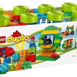 Lego Lego Duplo 10572 Alles in 1 doos groen