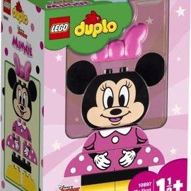 Lego Lego Duplo 10897 Mijn eerste Minnie Mouse