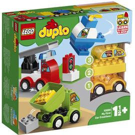 Lego Lego Duplo 10886 Mijn eerste auto creaties