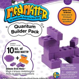 MadMattr MadMattr Quantum Builder Pack paars + blokkenmaker (incl. 283 gr. klei)