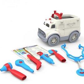 Green Toys Green Toys Ambulance & Dokter's Kit