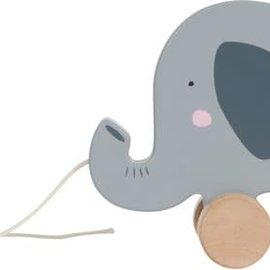 Little Dutch Little Dutch Trekfiguur olifant