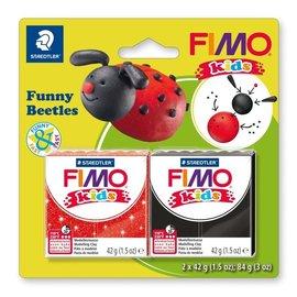 FIMO Fimo kids funny kits set funny beetles