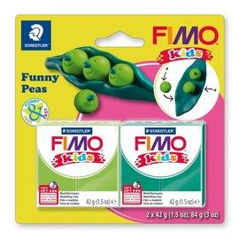 FIMO Fimo kids funny kits set funny peas