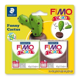 FIMO Fimo kids funny kits set funny cactus