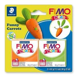 FIMO Fimo kids funny kits set funny carrots