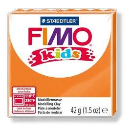 Fimo Fimo kids boetseerklei 42 g - Oranje