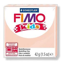 Fimo Fimo kids boetseerklei 42 g - Huidskleur