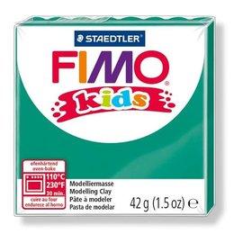 FIMO Fimo kids boetseerklei 42 g groen